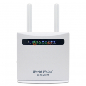 4G WiFi роутер World Vision 4G CONNECT LTE Cat.4