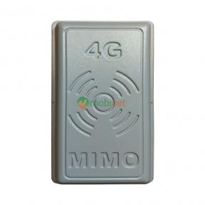 Панельная 4G LTE антенна R-Net Панель-17 MIMO усилением 2 x 17 dBi (824-960 МГц, 1700-2700 МГц)