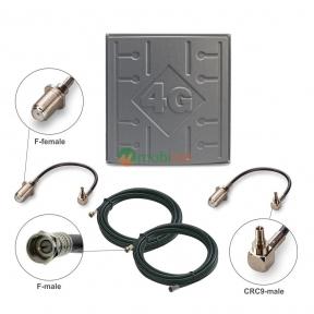Антенный комплект Эффективный (с переходниками CRC9)