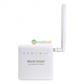 4G WiFi роутер World Vision 4G Connect Micro LTE Cat.4