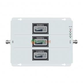 GSM/UMTS/LTE репітер Lintratek KW20L-GDW (900/1800/2100 МГц)