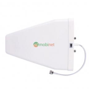 Направленная GSM/UMTS/LTE антенна Oserjep LPDA усилением 10 dBi (800-2700 МГц)