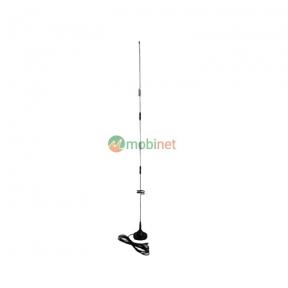 Автомобільна GSM / UMTS / LTE антена посиленням 9 dBi (700-2700 МГц)