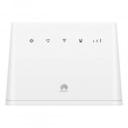 4G WiFi роутер Huawei B311s-221 (White) LTE CPE Cat.4