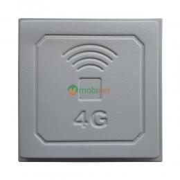 Панельная антенна R-Net Квадрат 4G усилением 17 dBi (824-960 МГц, 1700-2700 МГц)